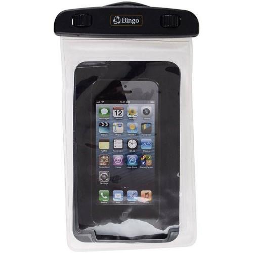 BINGO Waterproof Bag [SX01] - White - Plastik Handphone / Waterproof